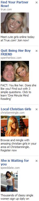 Facebook girl 737