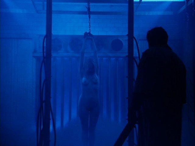 ice shower torture