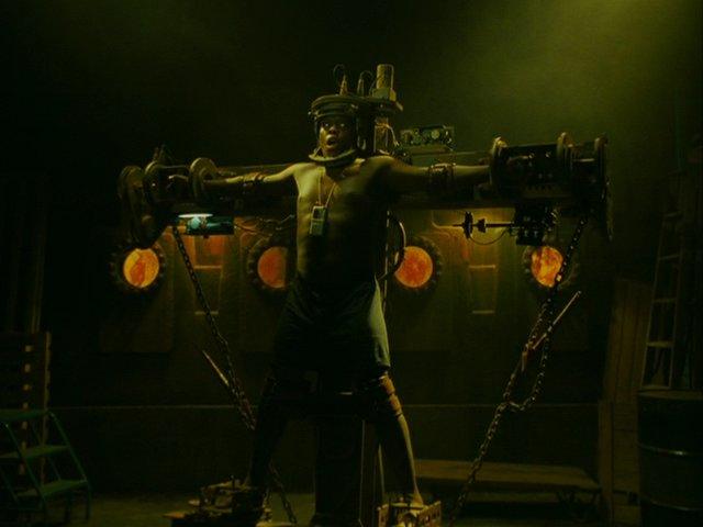 modern rack torture device