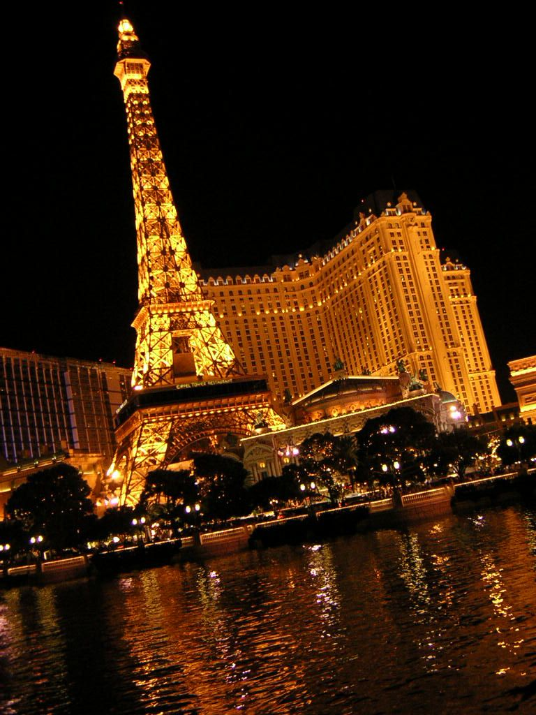 The Paris Vegas