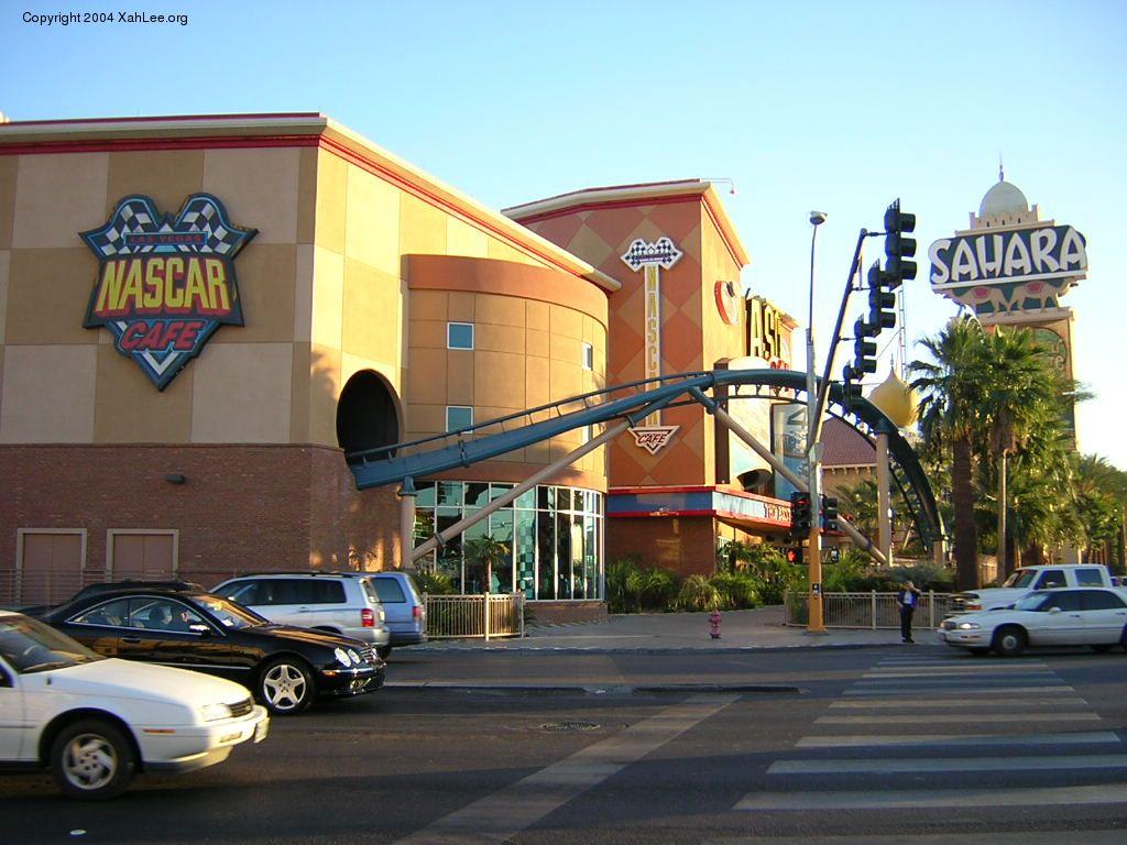 Las Vegas Travelog Sahara Stratosphere