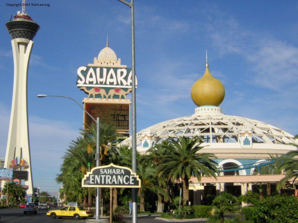 casino sahara
