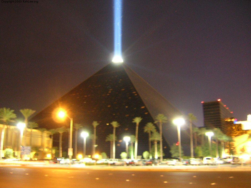 Las Vegas Travelog Luxor