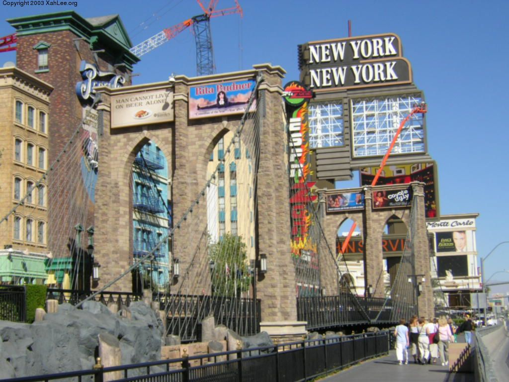 Las Vegas Travelog: New York, New York