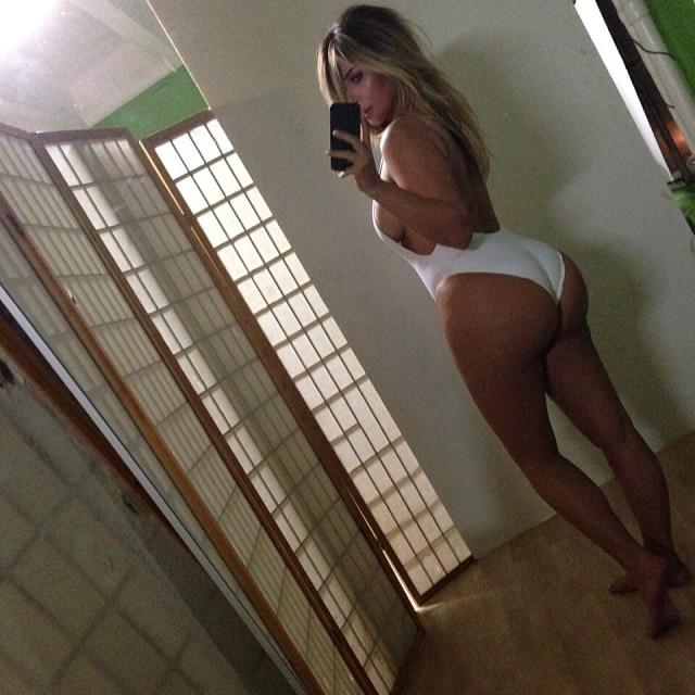 Kim Kardashian tits and ass